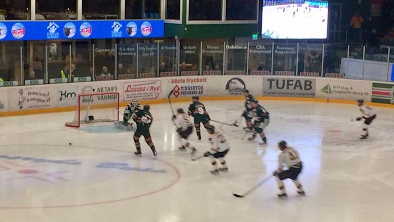 Tingsryd spelar ishockey