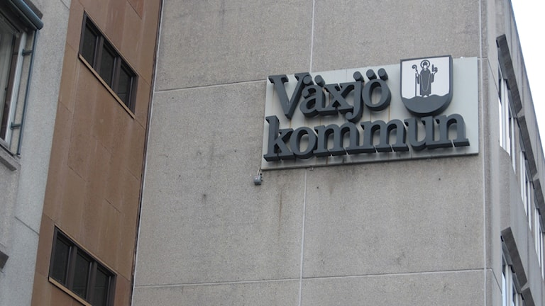 Växjö kommun. Foto: Thomas Graf/Sveriges Radio