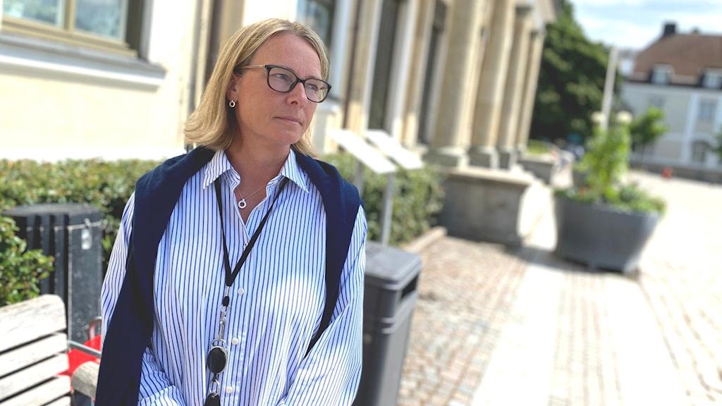 Louice Jeppson, chefsjurist på Länsstyrelsen Kronoberg