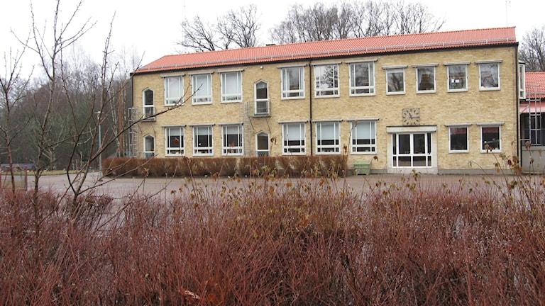 Diöskolan. Foto: Angela Wiese/Sveriges Radio.