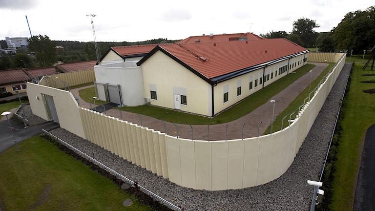 Rättspsykiatriska regionkliniken i Växjö. Foto: Hans Runesson.