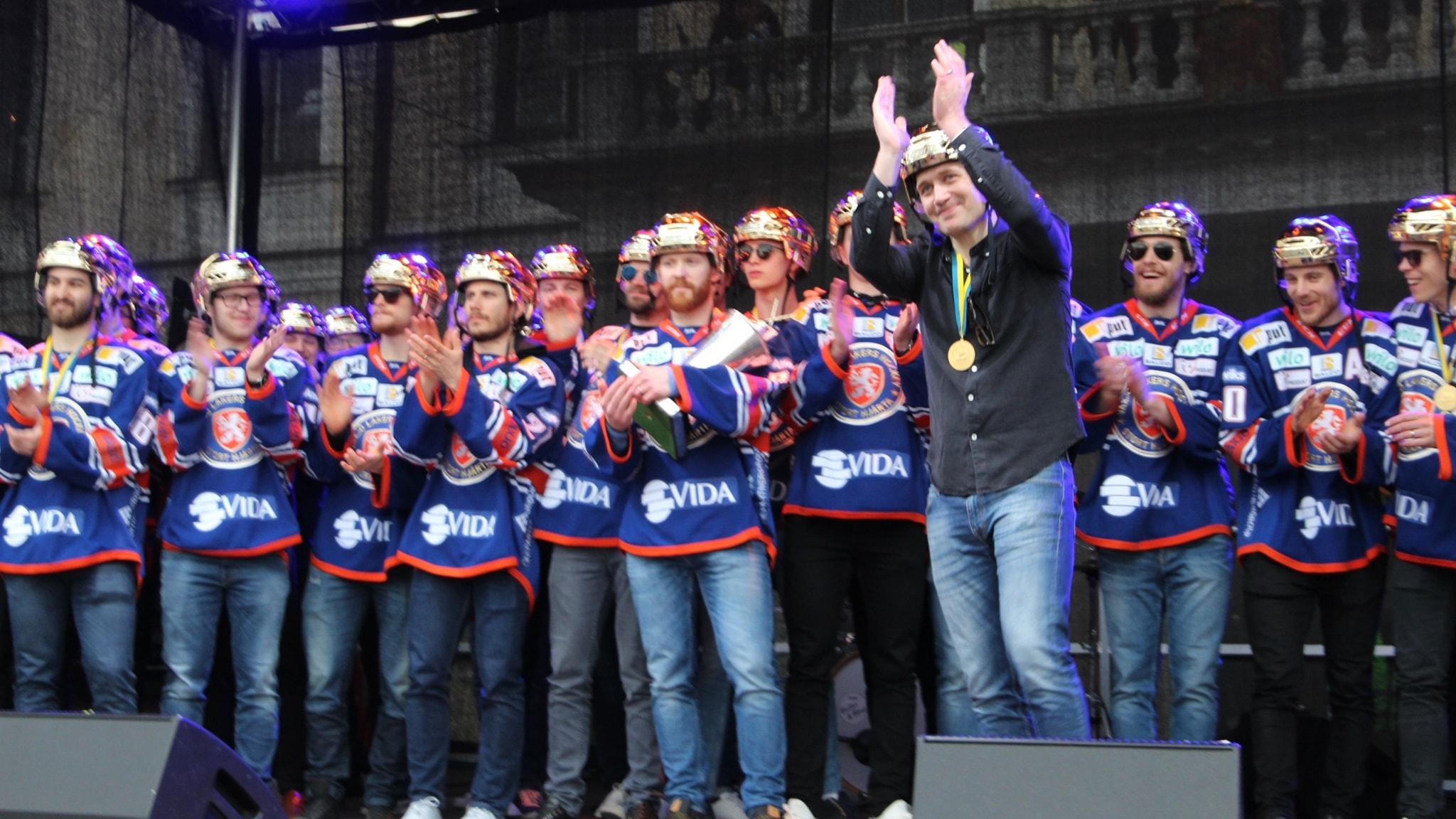 Vad betyder egentligen ett SM-guld i ishockey?