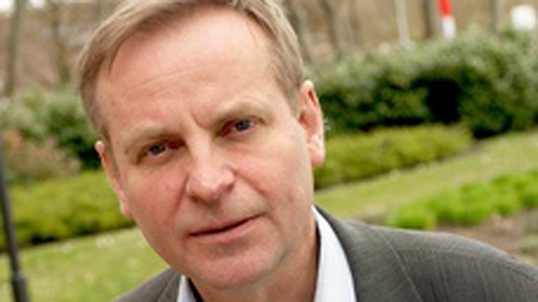 Johan Aspegren, informationschef på Eon. Foto: Eon.