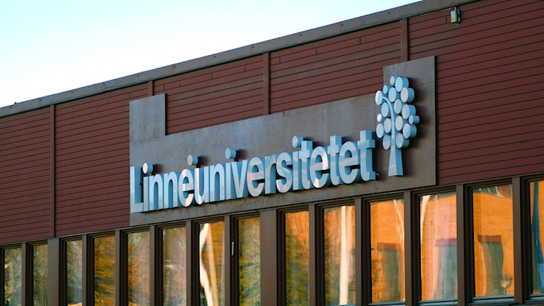 Linnéuniversitetet. Foto: Karin Hellzén/Sveriges Radio.