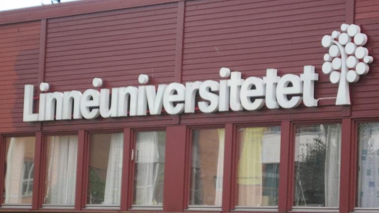Linnéuniversitetet. Foto: Martina Svensson/Sveriges Radio