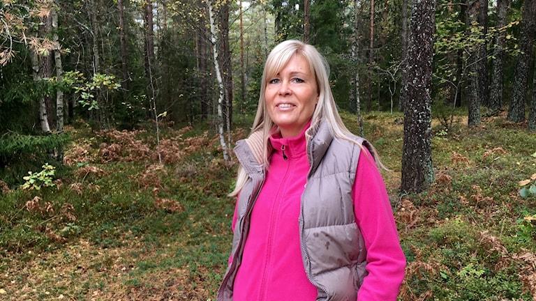Svampkonsulenten Marie Jadner