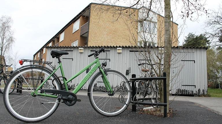 Araby hyresrättsområde. Foto: Malin Ulfhager/Sveriges Radio