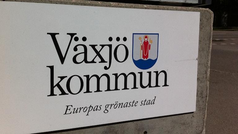 Växjö kommun Foto: Lena Gustavsson/Sveriges Radio