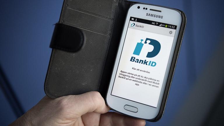 Mobilt bank-id