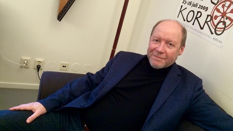 Magnus Gustavsson, chef för Musik i Syd.