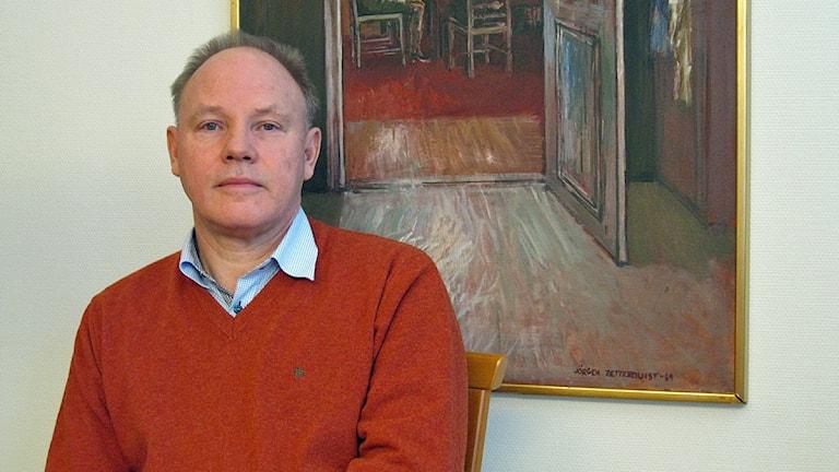 Roland Eiman kommunchef Ljungby