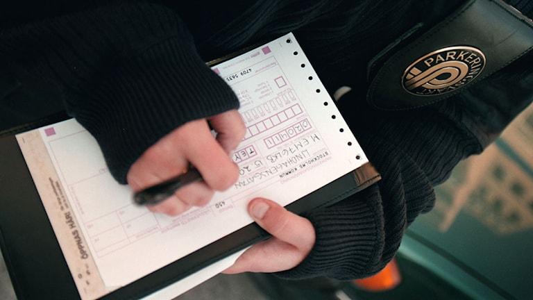 Utländska bilister skippar betalningen - utan risk.