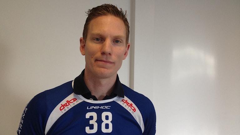 Niklas Nordén, tränare i Vipers.