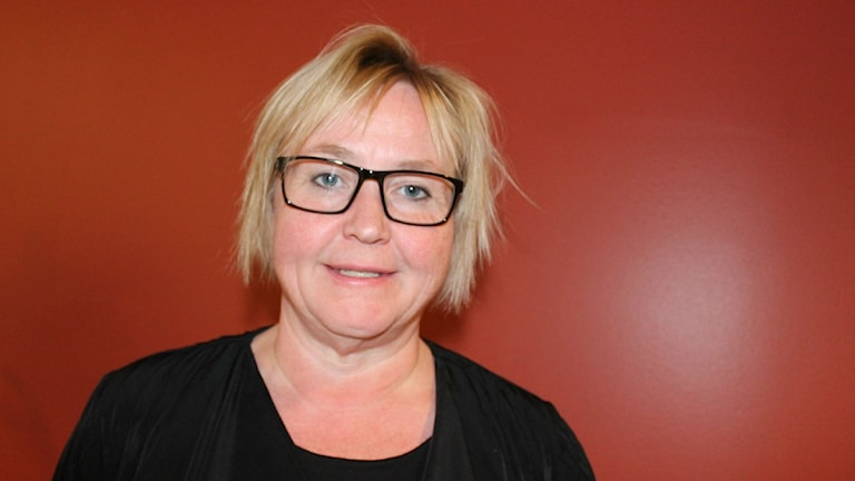 Anna Fransson, socialdemokratiskt regionråd. Arkivfoto: Anne Marchal/Sveriges Radio