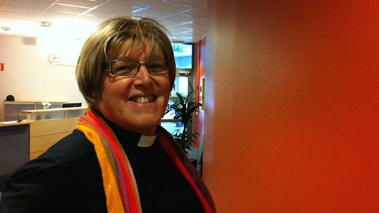 Annika Stacke, Vägen. Foto: Dick Kardell/Sveriges Radio