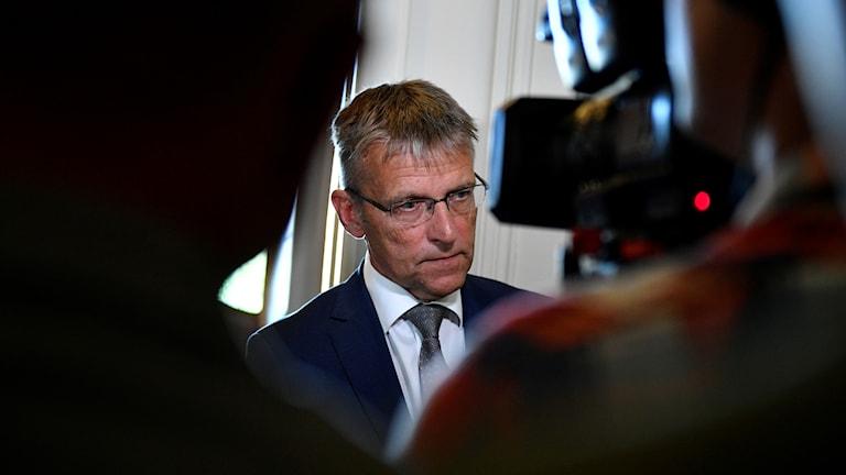 Jan Salestrand, ny stabschef hos kungen.