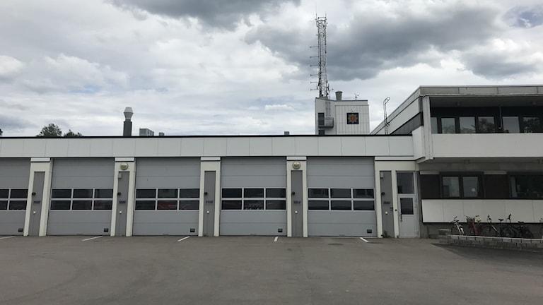 Växjö brandstation