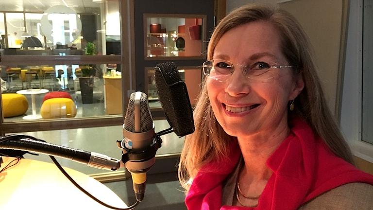 Charlotte Hommerberg, forskare på LNU