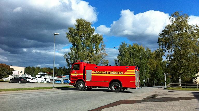 Brandbil räddningstjänst räddningstjänsten brand bil