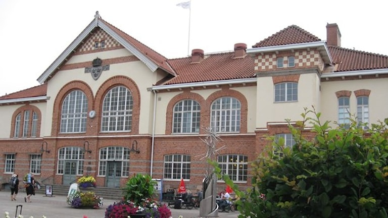 Alvesta tågstation. Foto: Sten Winqvist/Sveriges Radio