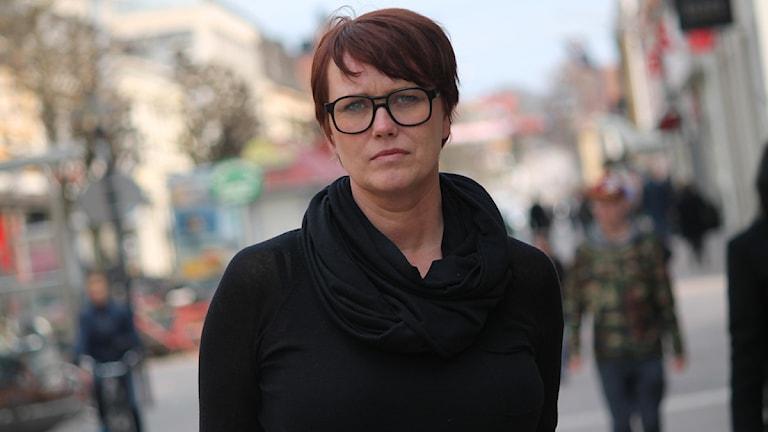 Elisabeth Anderberg. Foto: Emma Kvennberg/Sveriges Radio