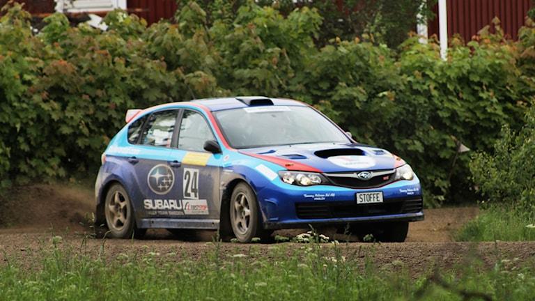 Stoffe Nilsson vann SSR. Foto: SSR