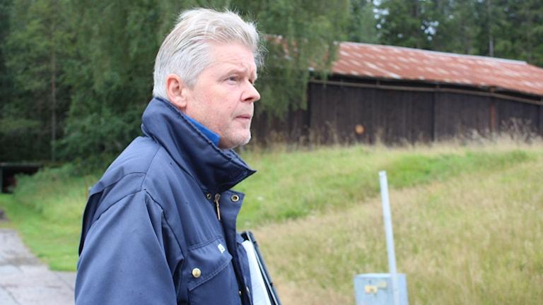 Kent Helgesson (MP. Foto: Karin Ernstsson/Sveriges Radio