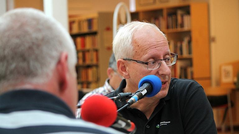 Bengt Germundsson (KD) Foto: Anton Yngvesson/Sveriges Radio