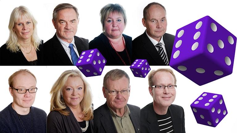 Missa inte Spelet om Kronoberg! Montage: Emma Kvennberg/Sveriges Radio