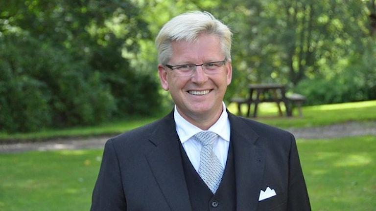 Vett- och etikettdoktorn Mats Danielsson. Foto: Privat.
