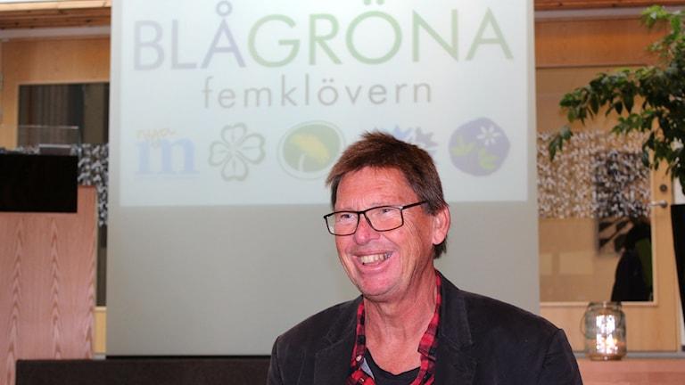 Lars Edqvist (MP), Blågröna femklövern