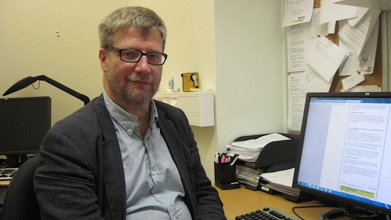 Pär Lindgren, chefsläkare Region Kronoberg