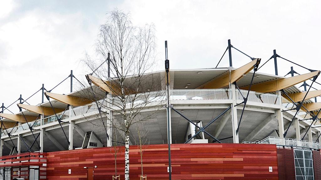 Myresjöhus arena. Foto: TT