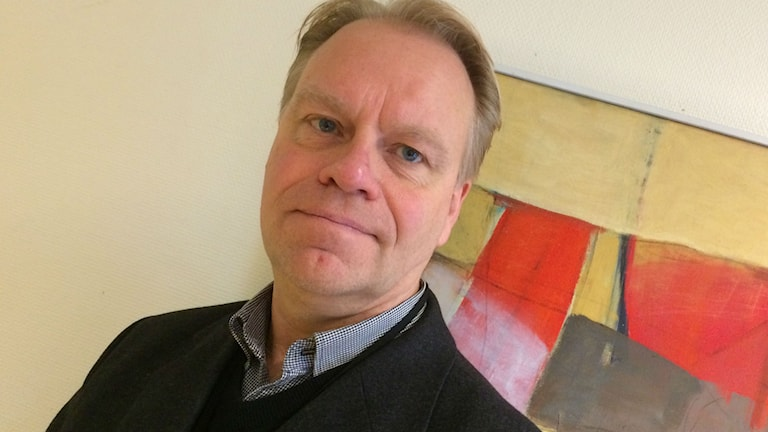 Jan Ekdahl, Migrationsverket. Foto: Lena Gustavsson/Sveriges Radio