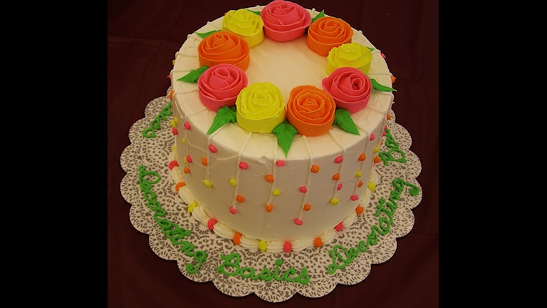 En härlig tårta. Foto: Flickr/Creative Commons