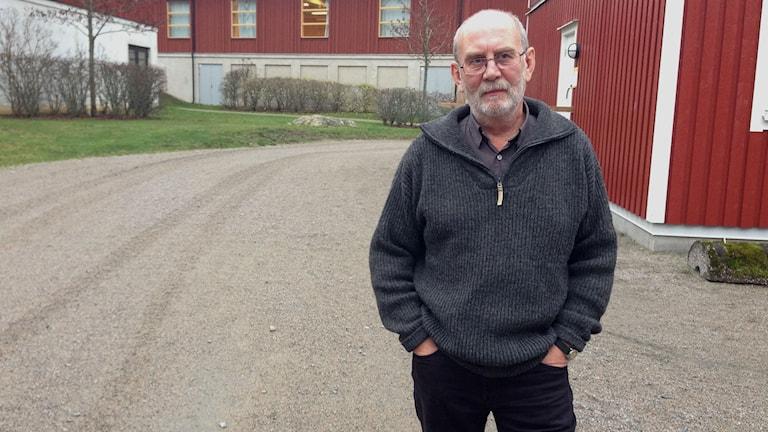 Mikael Rennemark är professor i psykologi vid Linnéuniversitet. Foto: Simon Campanello.