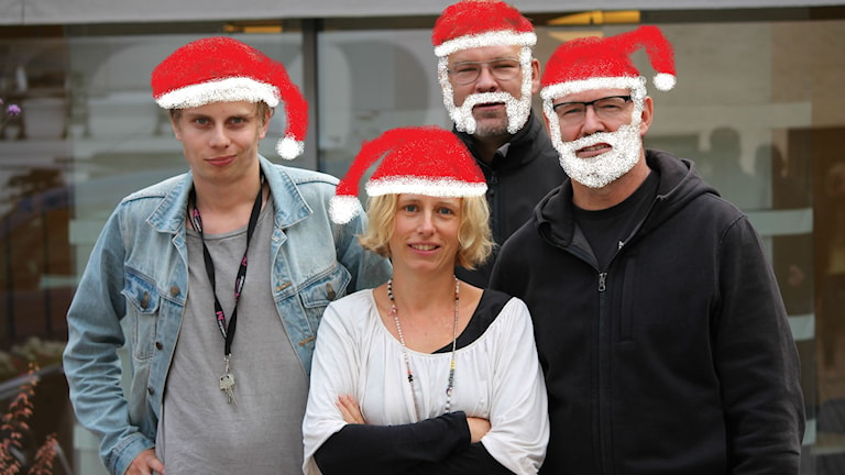 Foto: Emma Kvennberg/Sveriges Radio.