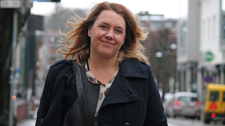 Anna-Maria Käll från Regionteatern