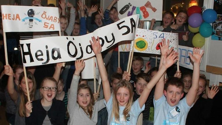 Vinnarnam Öjaby skola