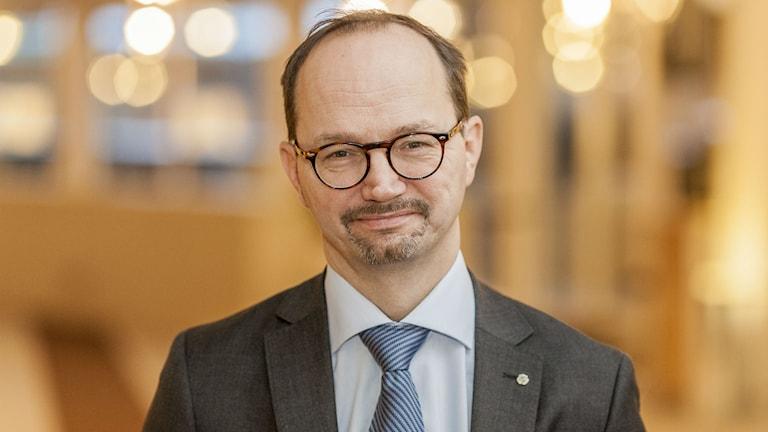 Tomas Eneroth. Foto: Socialdemokraterna