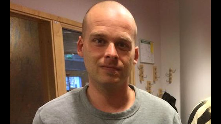 Christian Stridh, ungdomsansvarig i Östers IF.
