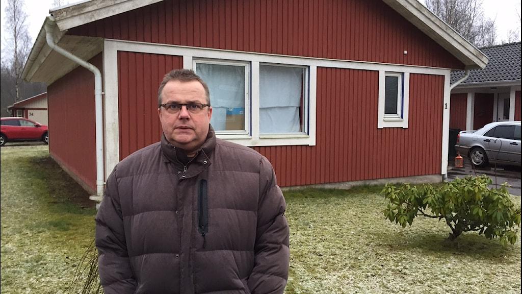 Tommy Andersson. Foto: Peje Johansson/ Sveriges Radio