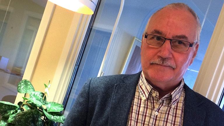 Thomas Lindberg (C), ordförande i socialnämnden i Uppvidinge kommun.