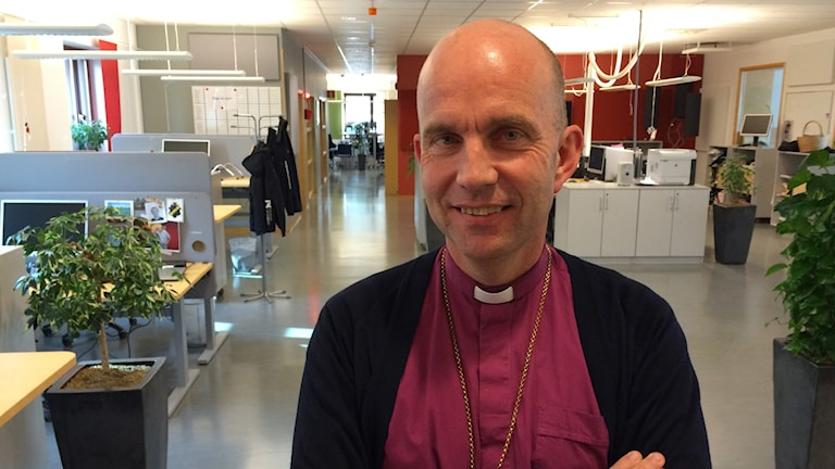 Fredrik Modéus, biskop