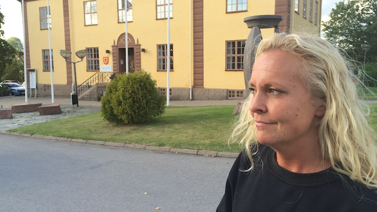 Stor besvikelse i Uppvidinge när vårdnadsbidraget slopas. Foto Lars-Peter Hielle/ P4 Kronoberg