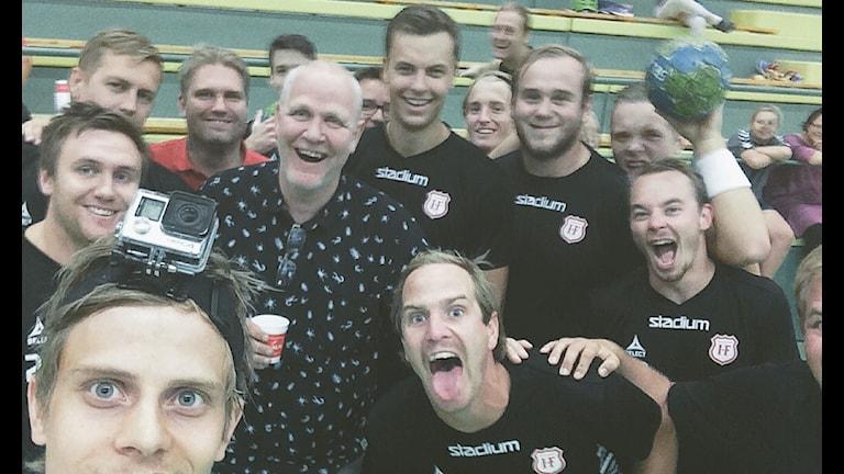 Alstermo är laddade inför den kommande säsongen. Foto: Jonatan Bergman/Sveriges Radio.