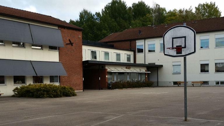 Linnéskolan i Älmhult. Foto: Älmhults kommun