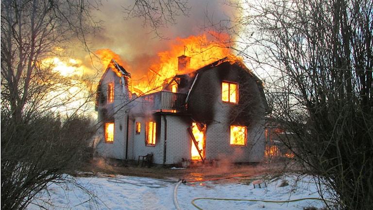 Foto: Räddningstjänsten i Ljungby