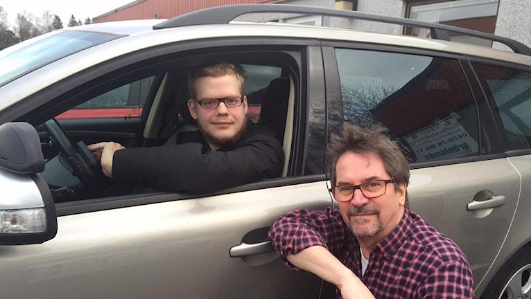Erik hildingsson och PO Henriksson