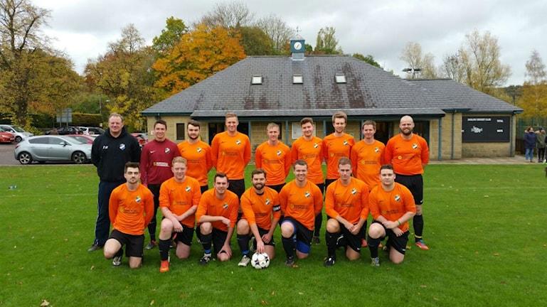 Baslow FC.